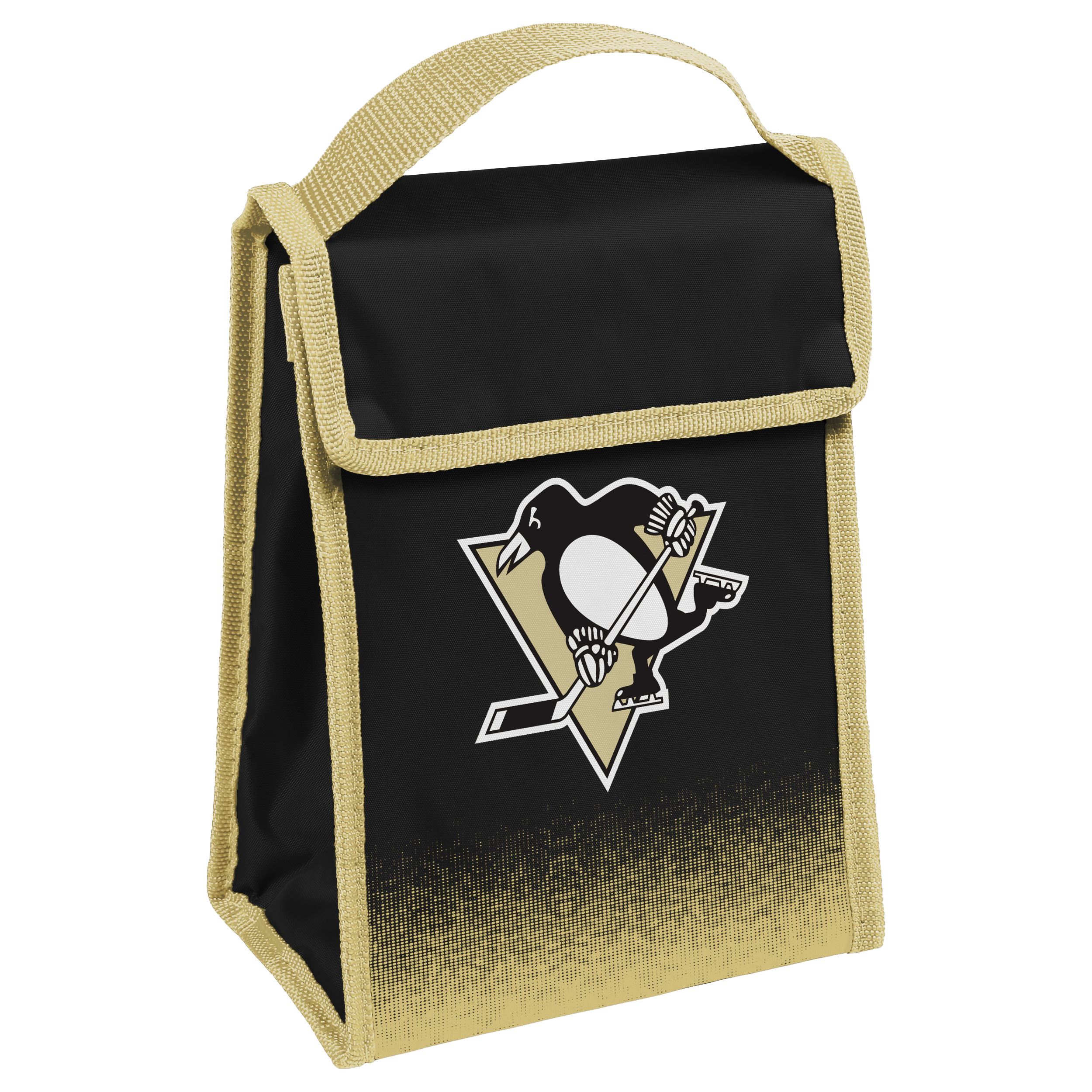 Pittsburgh Penguins Official NHL Lunch Box Bag by Forever Collectibles 054566