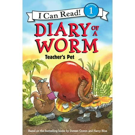 Diary of a Worm: Teacher's Pet - eBook