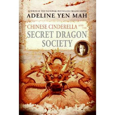 Cinderella Magic - Chinese Cinderella and the Secret Dragon Society
