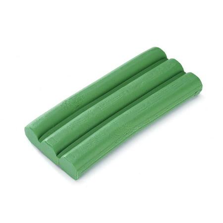 Panacea Green Florist Clay: 15 ounces