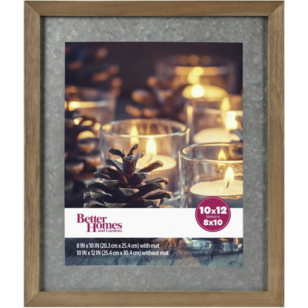Better Homes And Gardens Gallery Wood Picture Frame With
