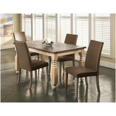 Largo Furniture Coronado Rectangular Dining Table In Chocolate