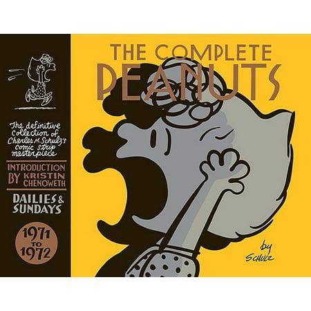 The Complete Peanuts Volume 11: 1971-1972 - Kristin Chenoweth Halloween