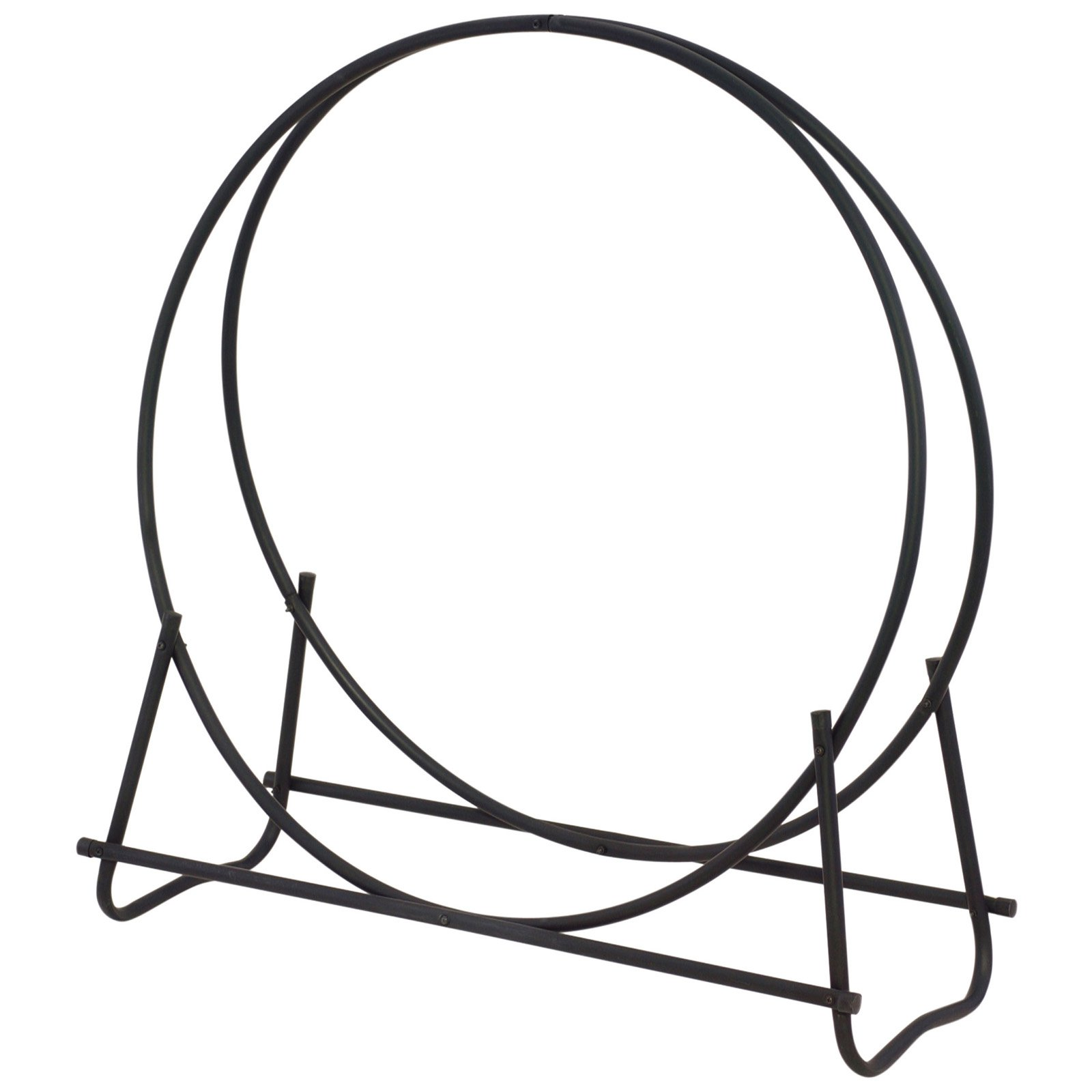 Blue Rhino 40 inch Black Log Hoop
