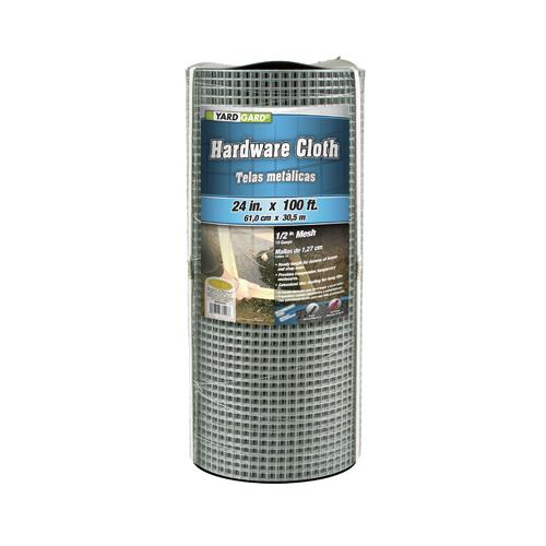 Midwest Air Tech/Import 308246B 24-In. x 100-Ft. Galvanized Hardware Cloth