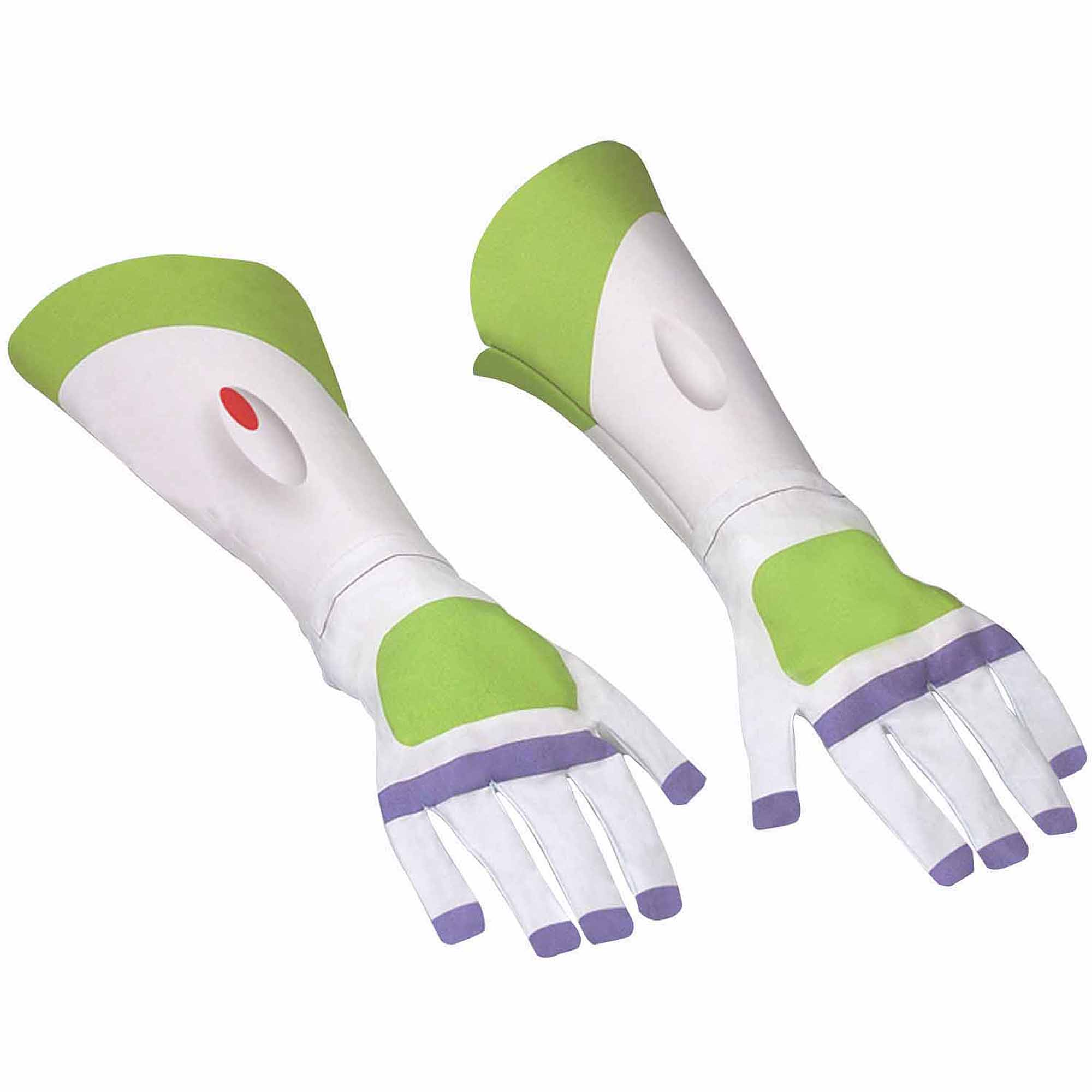 Buzz Lightyear Gloves Child Halloween Accessory