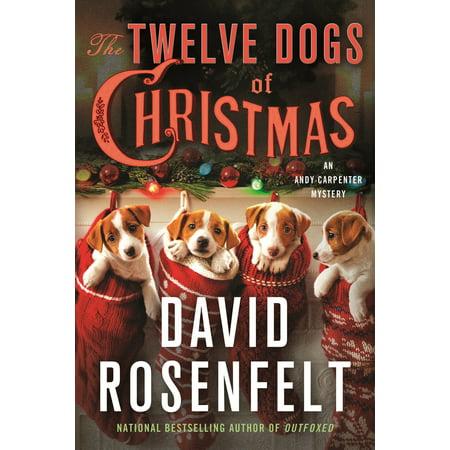 The Twelve Dogs of Christmas : An Andy Carpenter Mystery - John Carpenter Halloween Book
