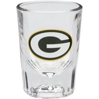 Green Bay Packers 2oz. Fluted Collector Shot Glass - No Size