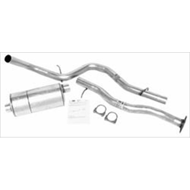 Dynomax 17380 Super Turbo Exhaust Systems - image 1 de 1