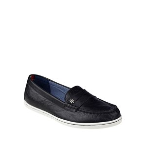 Butter Leather Loafers