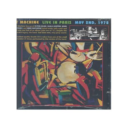 Halloween Band New Album (Soft Machine: Elton Dean (alto saxophone, electric piano); Mike Ratledge (electric piano, organ); Hugh Hopper (bass guitar); John Marshall (drums).Recording information: Paris, France (05/02/1972).Those whose interest in British jazz-rock legend)