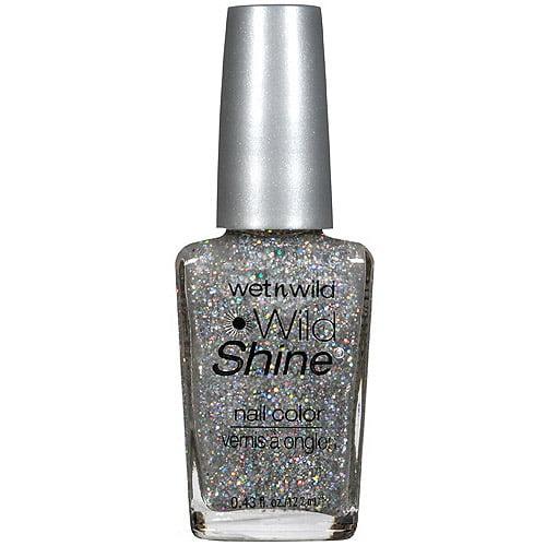 Wet n Wild Wild Shine Nail Polish, 460D Kaleidoscope, 0.43 fl oz