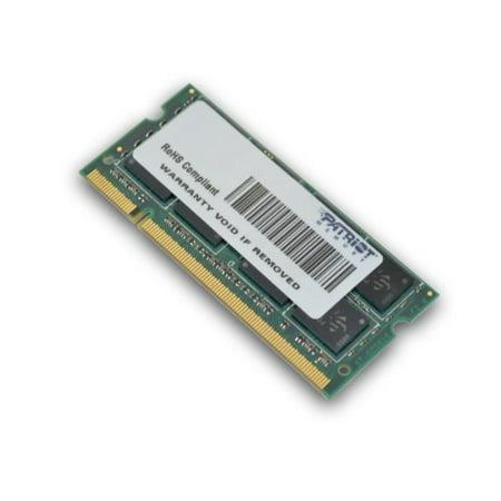 800 Pc2 6400 Dual Channel (Patriot Signature 8 GB (2 x 4GB) PC2-6400 DDR2-800 SoDIMM Dual Channel Laptop Me)