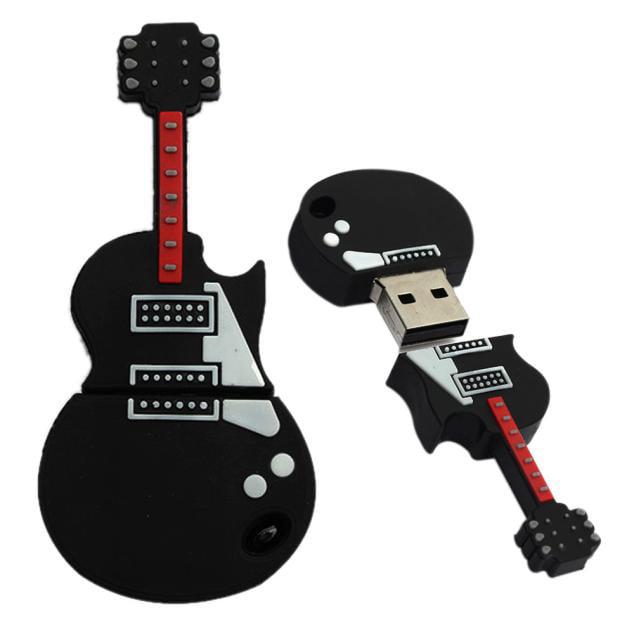 Womail 1GB Guitar USB 2.0 Metal Flash Memory Stick Storage Thumb U Disk