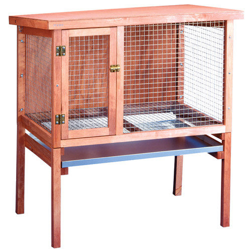 Ware Manufacturing Small Rabbit Hutch