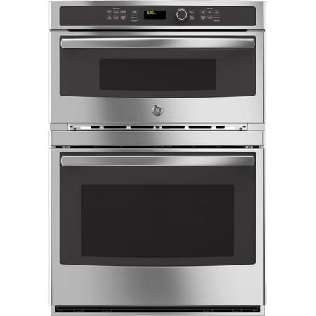 PT7800SHSS 30 Built-In Convection Microwave/Wall Oven with 6.7 cu. ft. Capacity  16 Turntable  Self-Clean with Steam Clean Option and Glass Touch Controls in Stainless