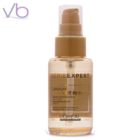 Absolut Repair Serum - L'Oréal Professionnel Serie Expert Absolut Repair Lipidium Nourishing Serum 50ml