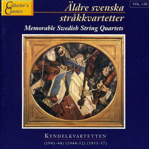 Memorable Swedish String Quartets 3 / Various