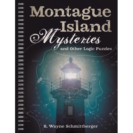 Montague Island Mysteries and Other Logic Puzzles](Logic Word Puzzles)