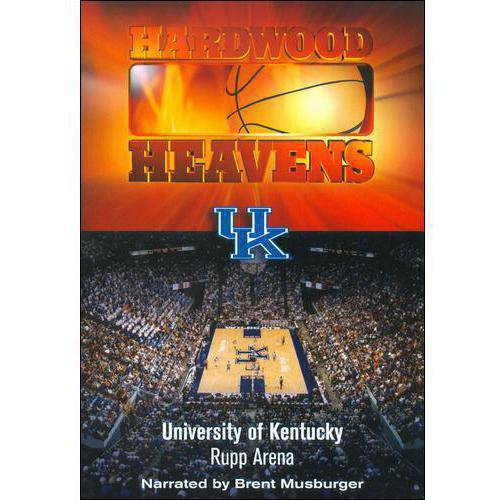 Hardwood Heavens: University Of Kentucky - Rupp Arena (Widescreen)