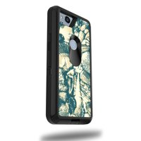 MightySkins Skin Compatible With OtterBox Defender Google Pixel 2 XL 5.5 Case - Abstract Wood   Protective, Durable, and Unique Vinyl wrap cover   Easy To Apply, Remove   Made in the USA