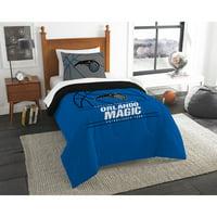 Orlando Magic The Northwest Company Reverse Slam Comforter Set