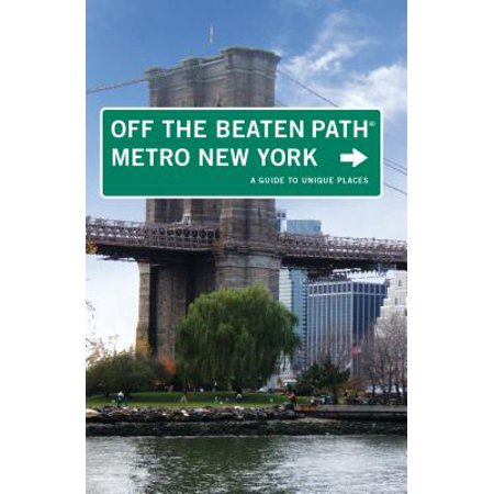 Metro New York Off the Beaten Path® - eBook (New York Metro Area Map)