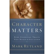 Character Matters - eBook