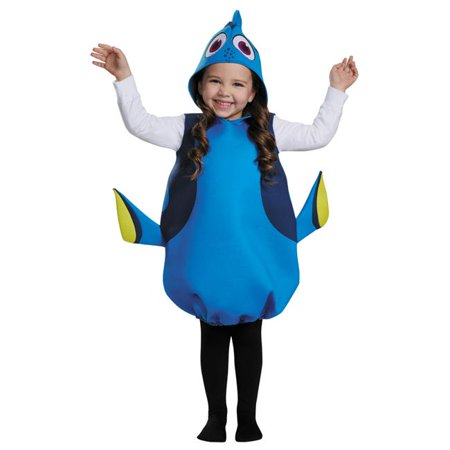 Morris Costumes DG10031 Dory Classic Child Costume, Size - Doby Costume