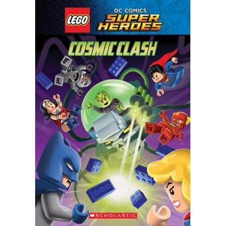 Cosmic Clash (Lego DC Comics Super Heroes: Chapter Book) - Comic Book Superhero