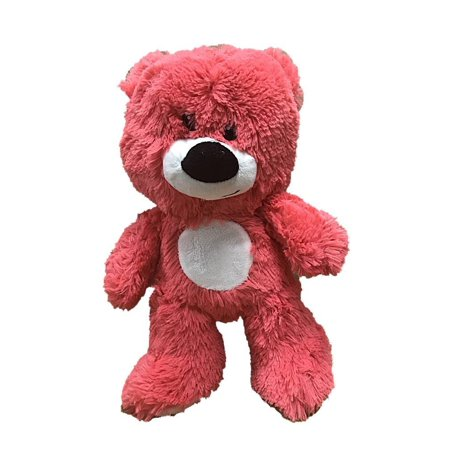 Super Soft and Fuzzy Plush Bear 10.5 Inches Stuffed Animal ()