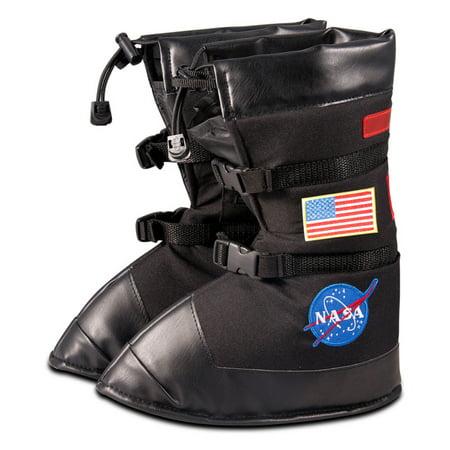 Astronaut Space Boots (Aeromax Astronaut Black Boots )