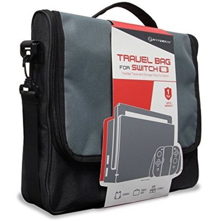 Hyperkin M07247 Travel Bag for Nintendo - Nintendo Bag