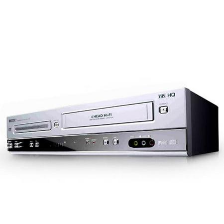 Philips (DVD750VR) DVD750VR Progressive-Scan DVD VCR Combo (Refurbished)