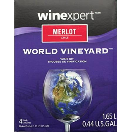Chilean Merlot One Gallon Wine Ingredient Kit