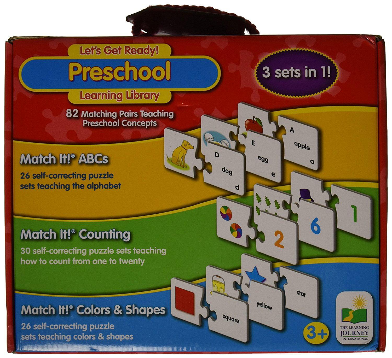 Learning Library Preschool by