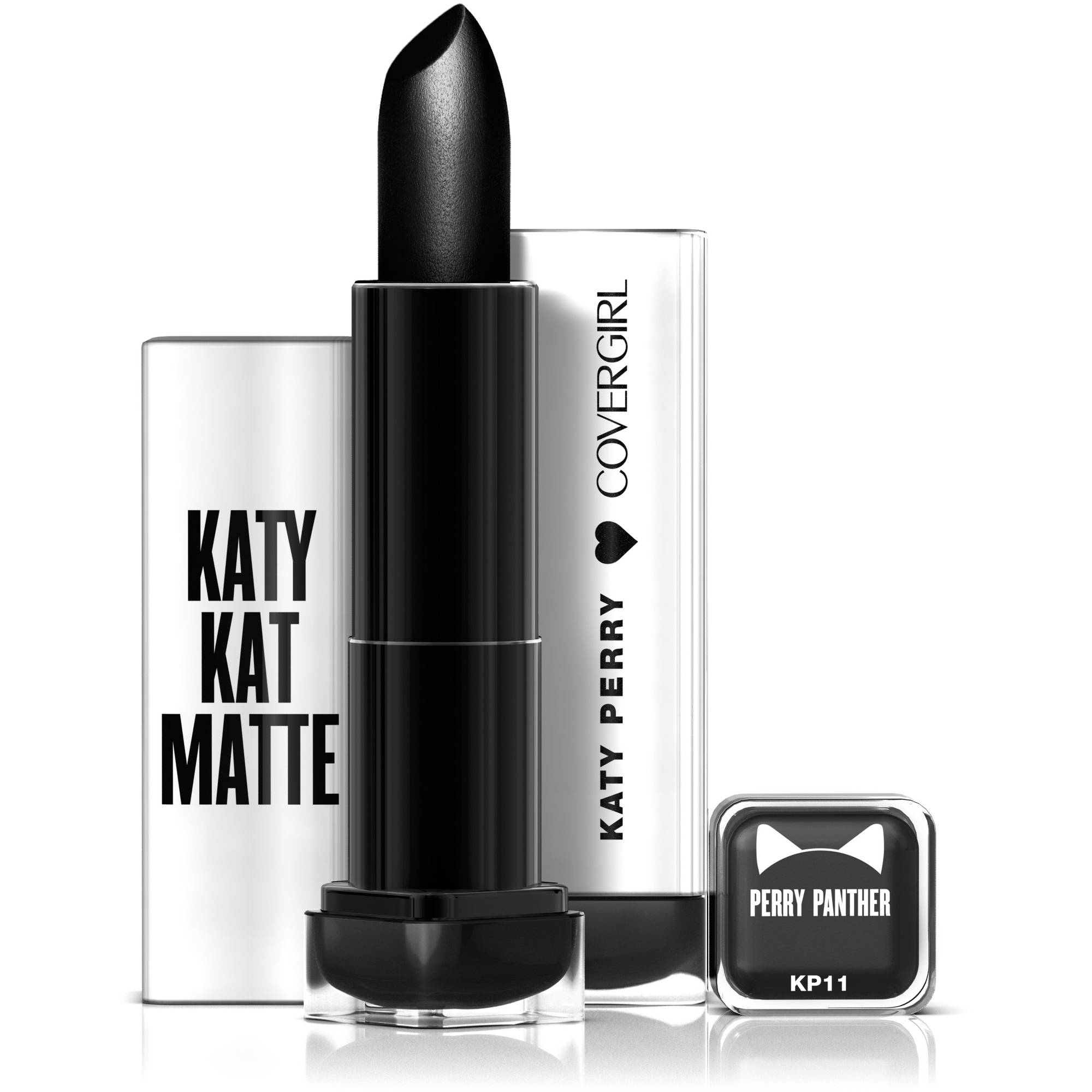 COVERGIRL Katy Kat Matte Lipstick Perry Panther, .12 oz created by Katy Perry