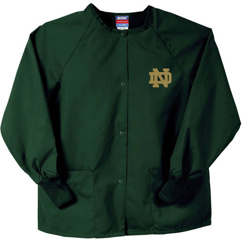 NCAA Big East - Snapfront Scrub Jacket with Pockets