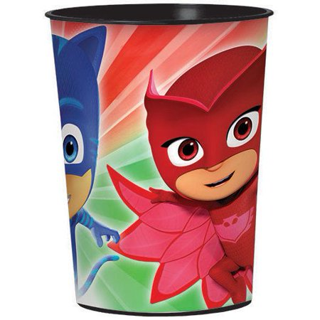 PJ MASK PARTY SUPPLIES 16 PACK FAVOR CUPS AMZ - Party Favor Cups