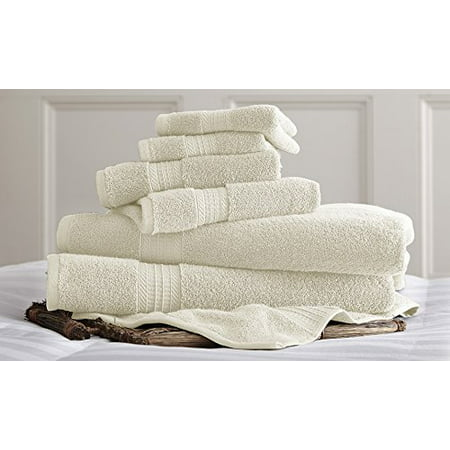 Luxury Spa Collection 6pc Towel Sets