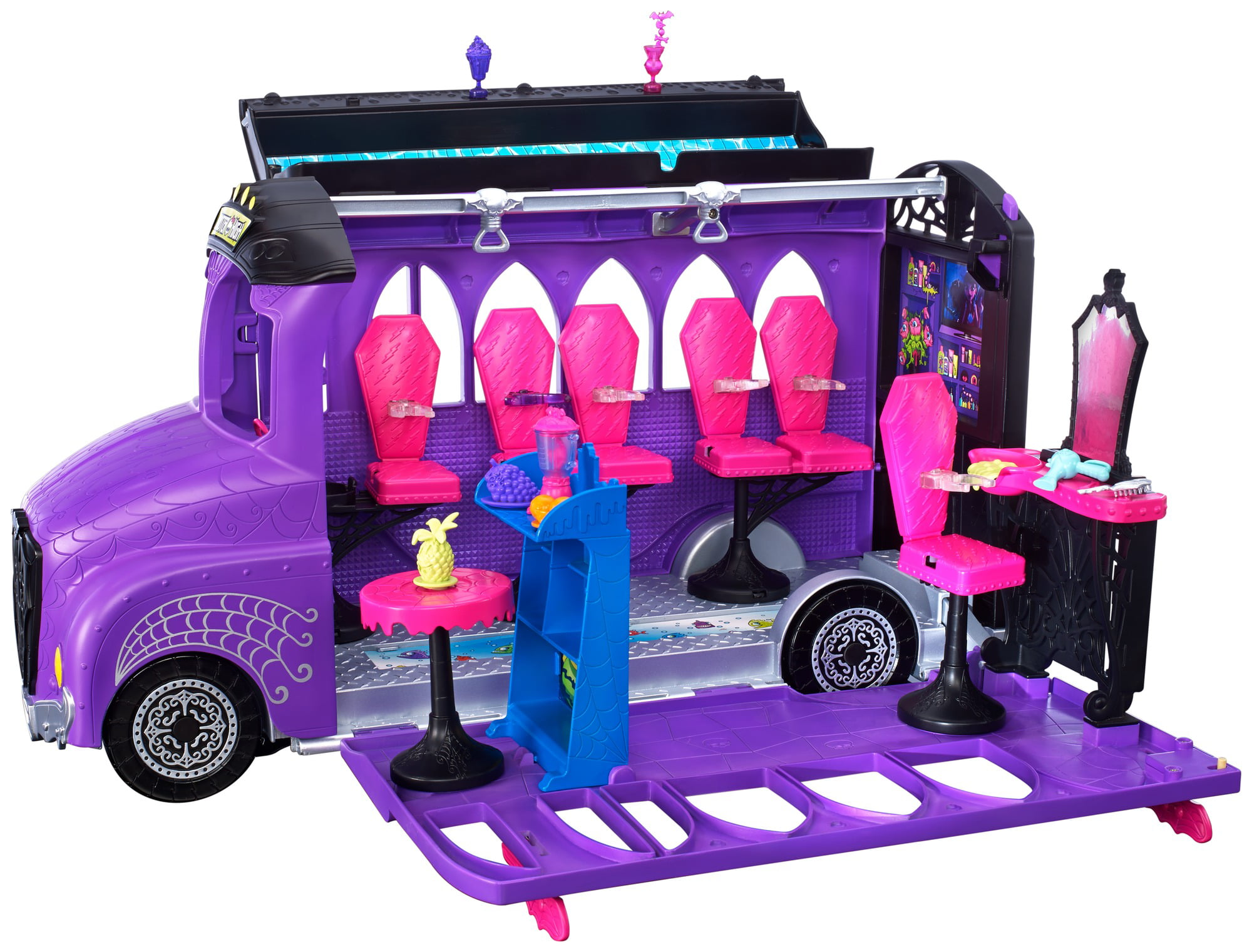 Monster High Deluxe Bus by Mattel