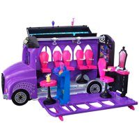 Monster High Deluxe Transforming School Bus Vehicle Playset