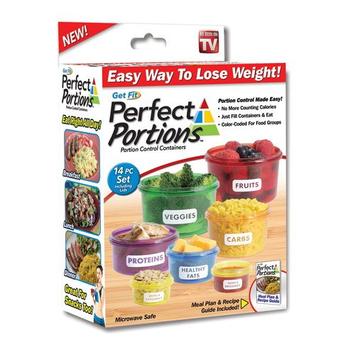 As Seen On TV Perfect Portions: Get Fit