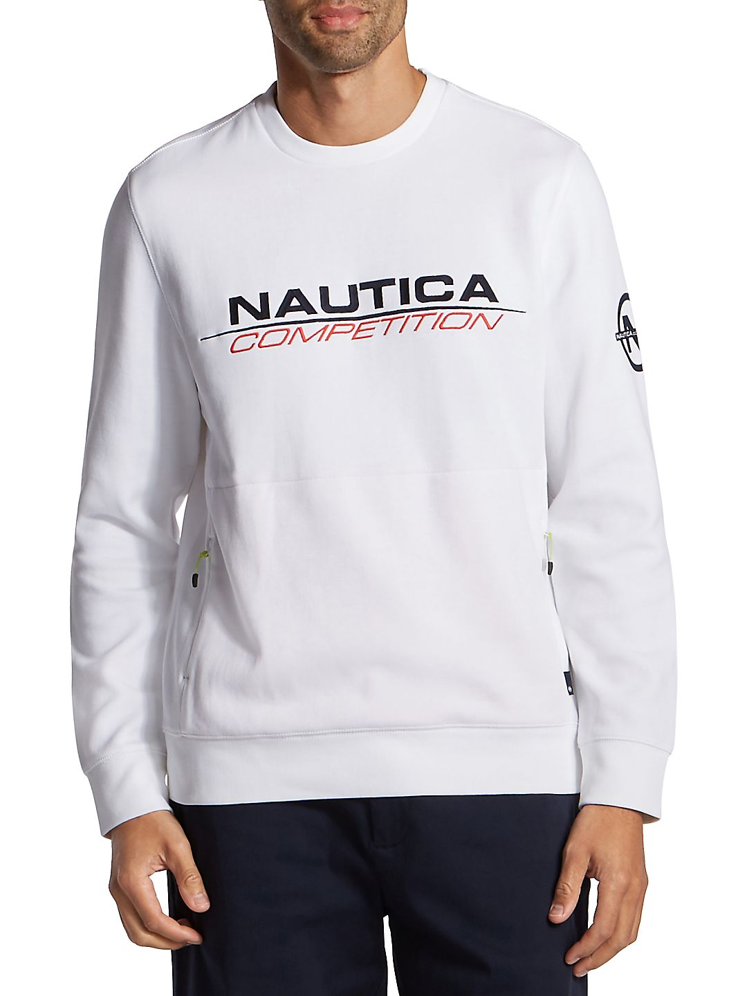 Competition Crewneck Pullover