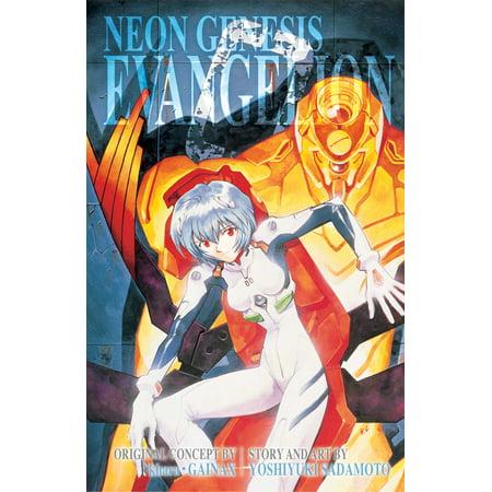 Neon Genesis Evangelion 3-in-1 Edition, Vol. 2 : Includes vols. 4, 5 & 6 ()