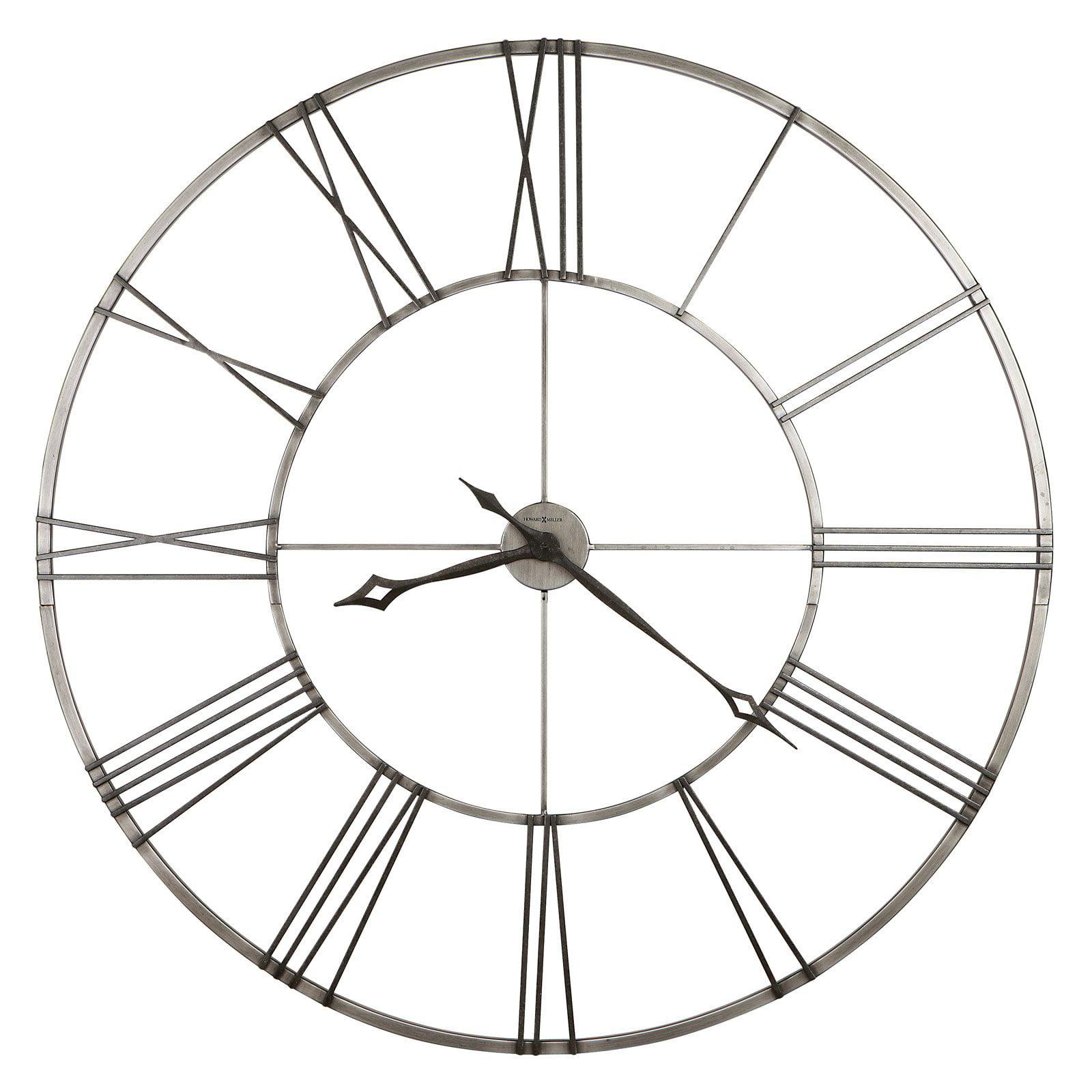 Howard Miller 625-472 Stockton 49-in. Wall Clock by Howard Miller