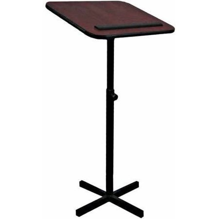 AmpliVox Xpediter Adjustable Lectern Stand