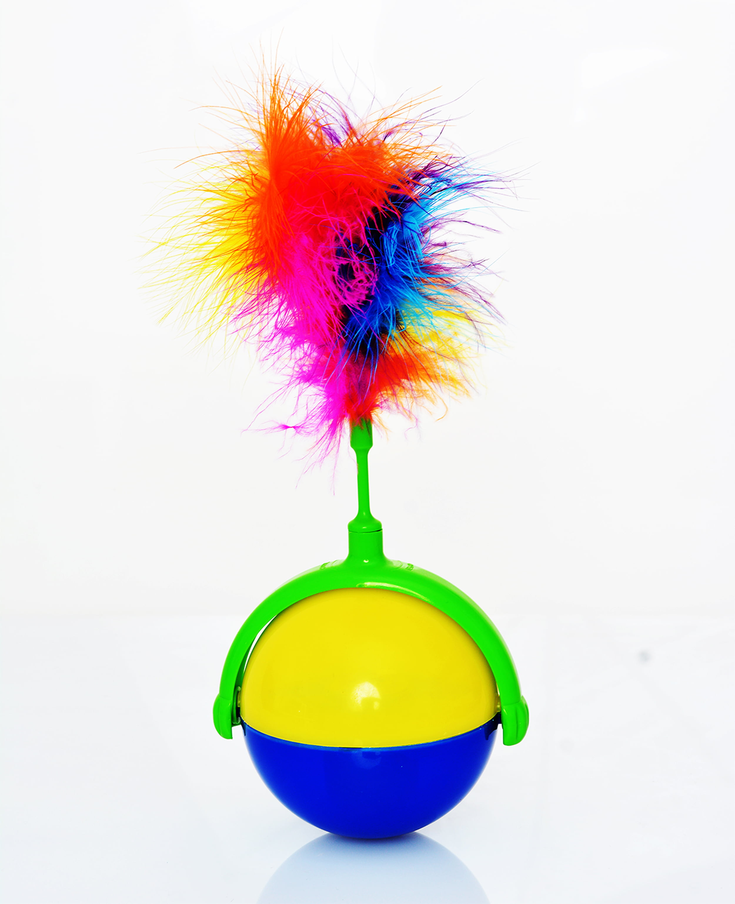 Iconic Pet Flashy Swingy Interactive Cat Toy by Iconic Pet