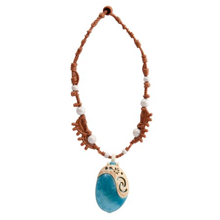 Disney Princess Moana Child Necklace One-Size - Size One-Size](Wholesale Necklaces)