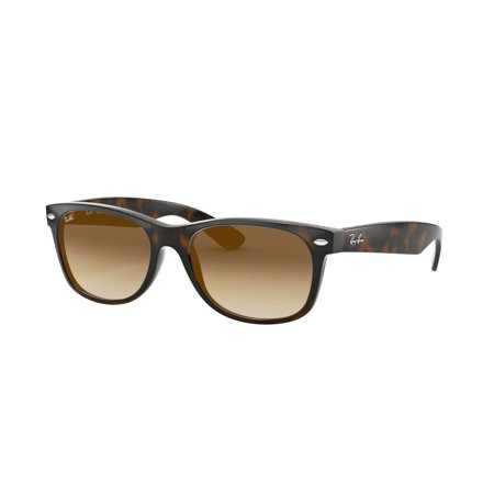 Ray-Ban RB2132 New Wayfarer Square Sunglasses (Ray-ban Sonnenbrille Reparatur)